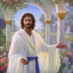 Божья слава на лице Иисуса