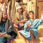 Детство, отрочество, зрелость или три возраста Иисуса