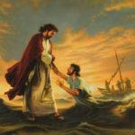 Вера рождается от взгляда на Иисуса