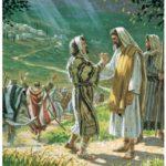"""Сострадание Иисуса или """"Хочу! Очистись!"""""""