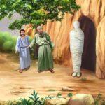 Уберите камень и развяжите пелены ветхого человека