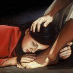У ног Иисуса